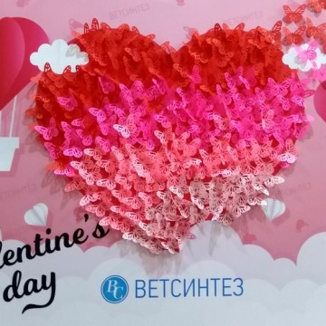 Праздник всех влюбленных с ООО «Ветсинтез»