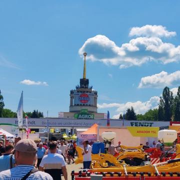 Крупнейшая в Украине и Восточной Европе агропромышленная выставка «АГРО-2021»