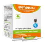 Цефтиомаст-L (суспензия для интрацистернального применения)